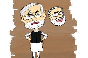 bihar politics nitish kumar is on backfoot at demonetisation