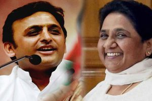 politics in india uttar pradesh mayawati and akhilesh is on bjp target
