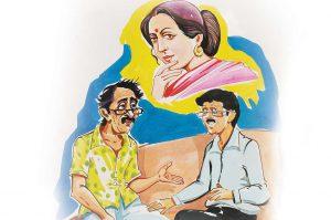 hindi story man ki thaah budhape mein kyun ki usne shadi