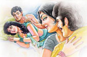 hindi story ek hi aag mein