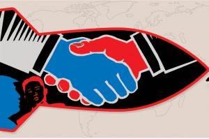 editorial international political relationships between trump and kim