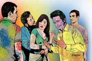 hindi story sulekha ki holi
