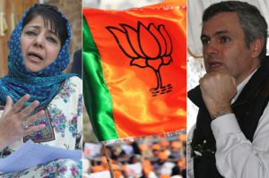 editorial pdp fall out in kashmir