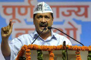 politics in india kejriwal vs modi