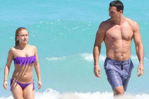 Hayden Panettiere and Wladimir Klitschko Split