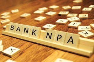 Non Performing Asset or npa