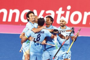 indian hockey team and gold medal