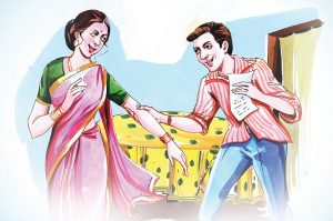 hindi story dil hatheli par