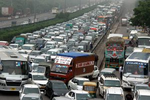 social delhi ncr become jam free by next year