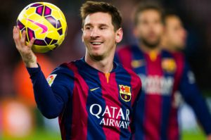 sports news lionell messi defeat ronaldo in champions league