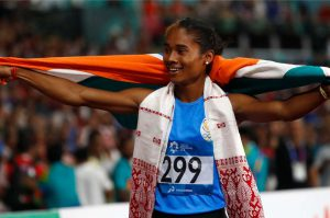 sports news hima das i am working on my game