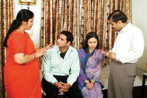 social dispute in family