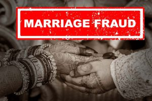 fraud on the name of marriage