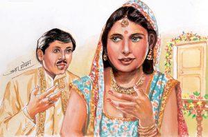 hindi story humsafar