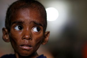 india on global hunger index