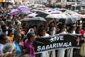 social Kerala Tense As Womens Amid Protests for sabrimala temple entrance