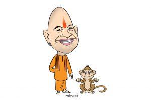 yogi idea for monkey terror in mathura