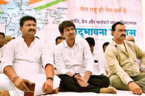Alpesh Thakor Ends Goodwill Fast Says He Is Not Spreading Hatred