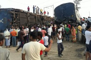 rae bareli rail accident