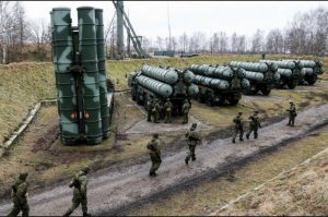 India signs s 400 missile deal with Russia