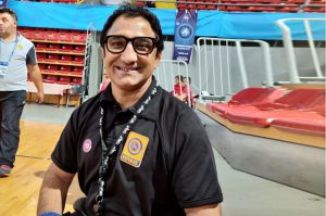 sports dangal-coach-kripa-shankar-bishnoi-becomes-international-match-coach