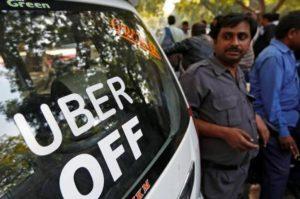 ola uber cab on strike