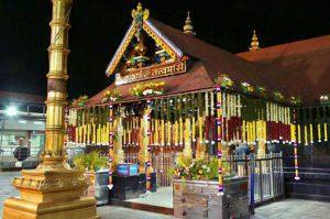 sabrimala temple issue