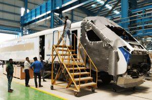 Indian Railways-Train 18-Made-in-India