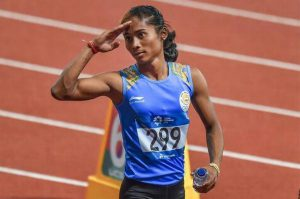 Hima Das appointed youth ambassador of UNICEF India