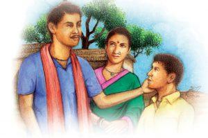 hindi story gadaa dhan