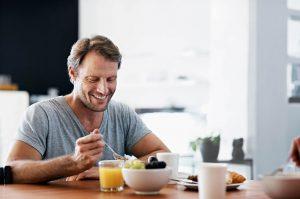avoid breakfast may cause stone