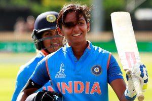 women cricket team captain hermanpreet creates history