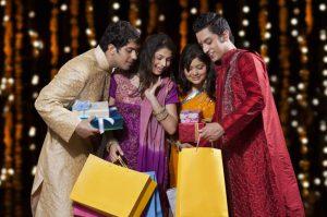 Diwali-shopping