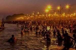 kumbh prayagraj allahabad elections 2019 yogi adityanath