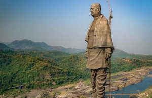 sardar patel statue of unity gujarat.