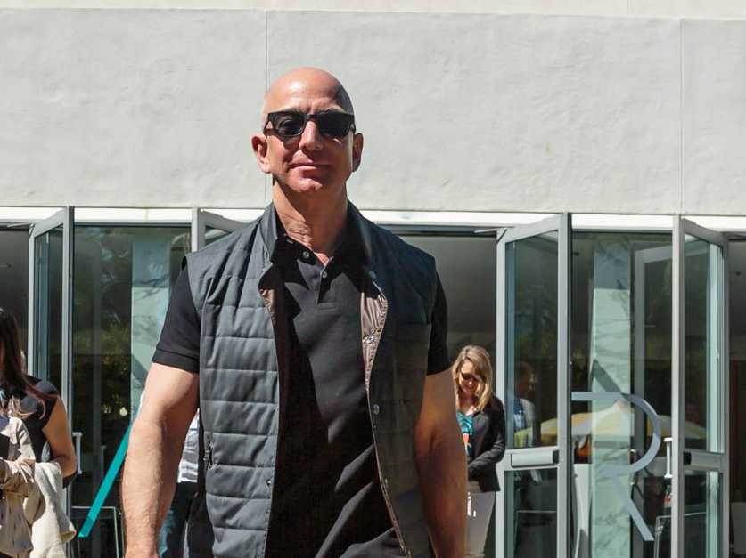 Progress in India biz energising, says Amazon's Bezos- SME Futures