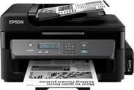 Epson M200 Multi Function Printer (White, Ink Bottle)