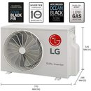 Lg 5 Star Inverter Split Ac(White) (White)