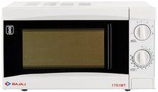 Bajaj 17 L Solo Microwave Oven (White)