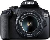 Canon Eos 1500 D Digital Slr Camera (Black,16 Gb Storage)