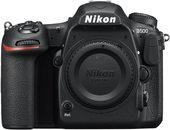 Nikon D 500 Body (Black,32 Gb Storage)