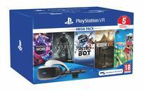 Sony Ps Vr Mega Pack (Black)