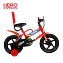 Hero Zoom 14t Single Speed Kids Cycles (Red)
