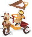 Toyzone Kangaroo Baby Tricycle Multicolour (Multicolour)