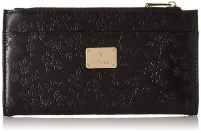 Van Heusen Autumn-Winter 19 Women'S Wallet (Black)