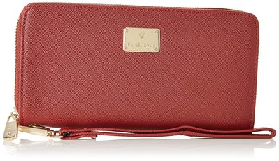 Van Heusen Autumn-Winter 19 Women'S Wallet (Red)