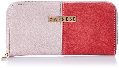 Caprese Nile Ziparound Wallet Medium Dull Pink