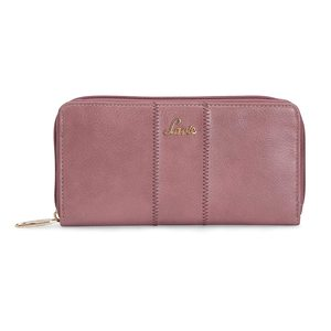 Lavie Astrid Zip Around 3c Zip1 Women'S Wallet (Dk Pink)
