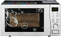 Godrej 19 L Convection Microwave Oven (Gmx 519 Cp1, White Rose) (White
