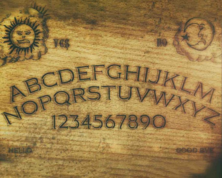 Ouija board: A game or a link to the other side? | Soulveda